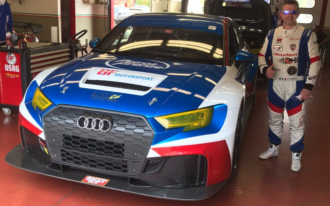Stagione 2021 – Audi Sport TCR Series